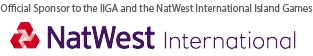 NatWest International Official Sponsor to the IIGA and the NatWest International Island Games