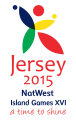 Logo for NatWest Island Games XVI - Jersey 2015